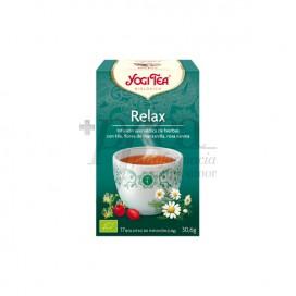 YOGI TEA RELAX 17 TEA BAGS