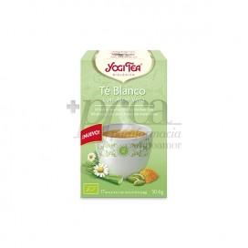 YOGI TEA WHITE TEA WITH ALOE VERA 17 TEA BAGS