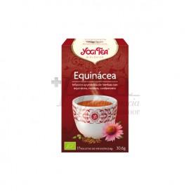 YOGI TEA EQUINACIA 17 TEA BAGS