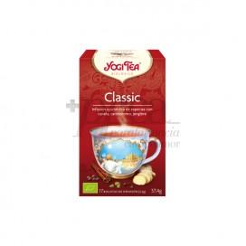 YOGI TEA CLASSIC 17 SAQUINHOS DE CHÁ