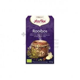 YOGI TEA ROOIBOS 17 TEA BAGS