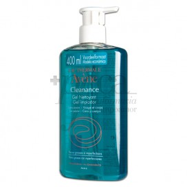 AVENE CLEANANCE GEL LIMPADOR 400ML PROMO