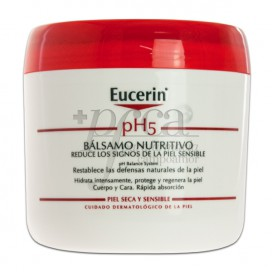 EUCERIN NOURISHING BALM FOR FACE AND BODY 450ML