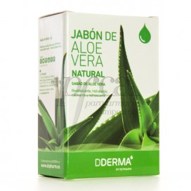DDERMA ALOE VERA NATURAL SOAP