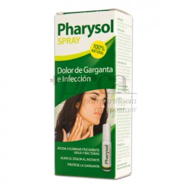 PHARYSOL SPRAY 30 ML