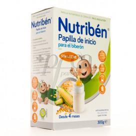 NUTRIBEN ANFANG BREI FÜR BABYFLASCHE 300 G