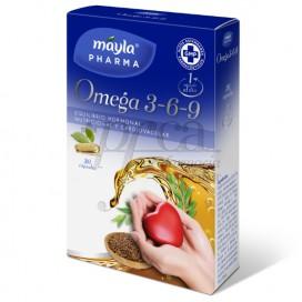 OMEGA-3-6-9 30 CAPS MAYLA PHARMA