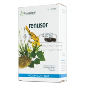 RENUSOR RETARD 30 CAPS DE 690MG PHARMASOR