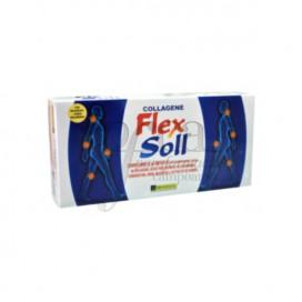 FLEX-SOLL COLLAGENE 20 VIALES