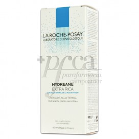 HYDREANE EXTRA RICA CREMA PIELES MUY SECAS 40ML