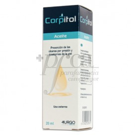 CORPITOL OIL 20 ML