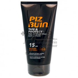 PIZ BUIN TAN & PROTECT FPS - 15 PROTECCION MEDIA