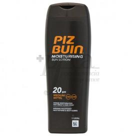 PIZ BUIN SPF LOCION SOLAR HIDRATANT 200ML