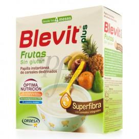 BLEVIT PLUS SUPERFASER FRÜCHTE GLUTENFREI 600 G