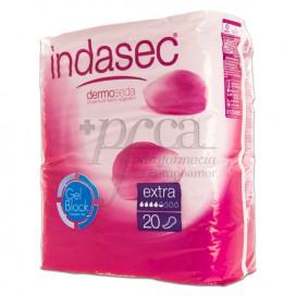 INDASEC EXTRA 20 COMPRESAS