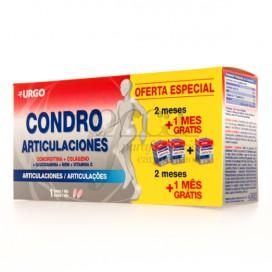 URGO CONDRO ARTICULAÇÕES 3X60 COMPRIMIDOS PROMO