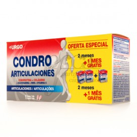 URGO CONDRO JOINTS 3X60 TABLETS PROMO