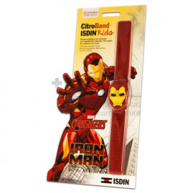 CITROBAND ISDIN KIDS PULSERA IRON MAN 2 REGARGAS