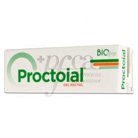 PROCTOIAL GEL RECTAL CON APLICADOR 30ML