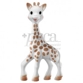SOPHIE GIRAFFE RUBBER TOY FOR BABIES 0M+