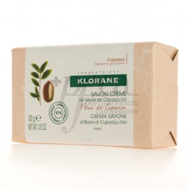 KLORANE CUPUAÇU FLOWER SOAP CREAM 100 G