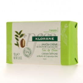 KLORANE YUZU WATER CREAM SOAP 100 G