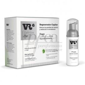 VR6 DEFINITIVE HAIR ANTI-HAIR LOSS FOAM 3X 50ML