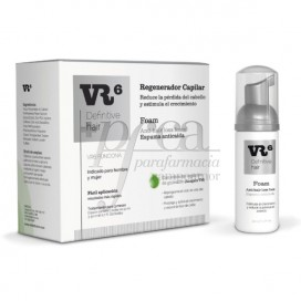 VR6 DEFINITIVE HAIR ESPUMA ANTICAIDA 3X 50ML