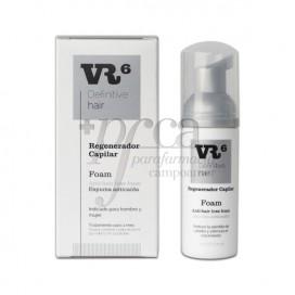 VR6 DEFINITIVE HAIR ESPUMA ANTICAIDA 50ML