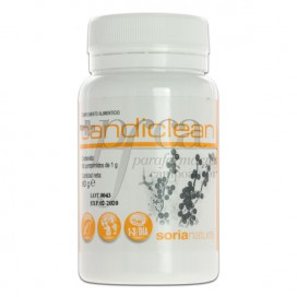 CANDICLEAN 60 TABLETS SORIA NATURAL R.20004