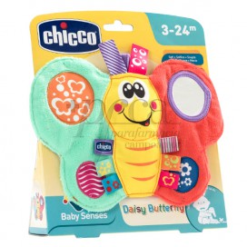 CHICCO DAISY BUTTERFLY TACTILE SENSITIVITY 3-24M