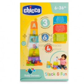 CHICCO SUPER TORRE APILABLE 6-36M