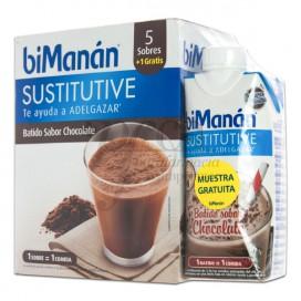 BIMANAN SUSTITUTIVE BATIDO CHOCO + REGALO PROMO