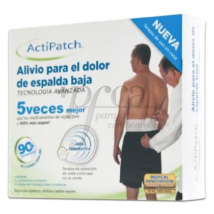 dolor en el abdomen y espalda baja