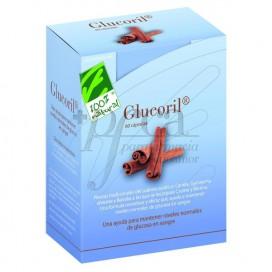 GLUCORIL 60 CAPS 100% NATURAL