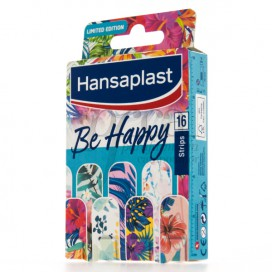 HANSAPLAST BE HAPPY 19X72MM 16 APOSITOS