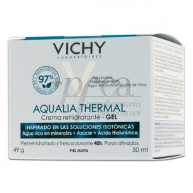 AQUALIA THERMAL GEL-CREMA P/MIXTA 50ML