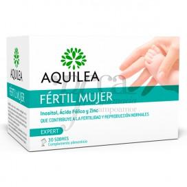 AQUILEA FERTIL MULHER 30 SAQUETAS
