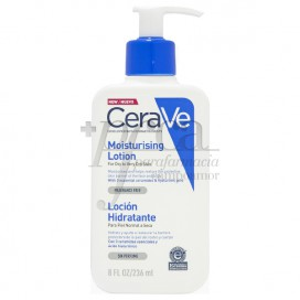CERAVE MOISTURISING LOTION FOR DRY TO VERY DRY SKIN 236 ML