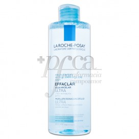 EFFACLAR MICELLAR WATER ULTRA OILY SKIN 400ML
