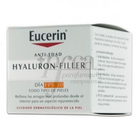 EUCERIN HYALURON FILLER ANTIEDAD DIA SPF30 20ML