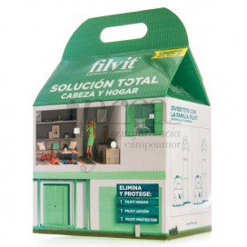FILVIT PACK SOLUCION TOTAL CABEZA Y HOGAR