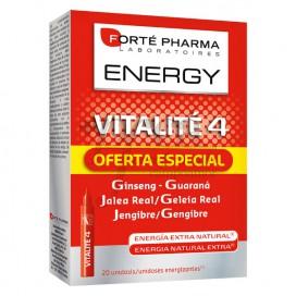 ENERGY VITALITE 4 20 SINGLE DOSE FORTE PHARMA