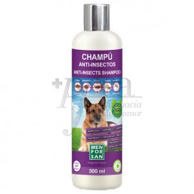 MENFORSAN ANTI-INSECT DOG SHAMPOO 300ML