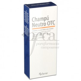 CHAMPU NEUTRO OTC 250ML