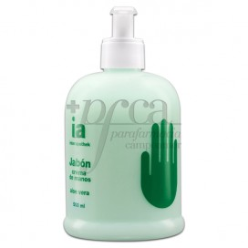 INTERAPOTHEK ALOE VERA HANDSEIFE 500 ML