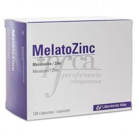 MELATOZINC 120 KAPSELN