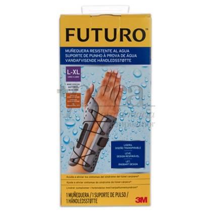 FUTURO MUÑEQUERA RESISTENTE AL AGUA T/L-XL DCHA