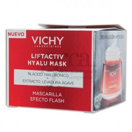 LIFTACTIV HYALU MASK EFECTO FLASH 50ML