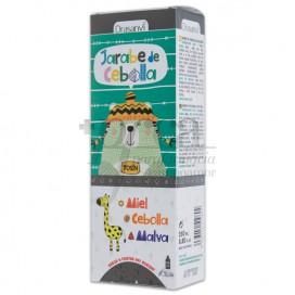 JARABE DE CEBOLLA MIEL Y MALVA NIÑO 250ML